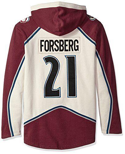 super popular 1fe91 9b73d Avalanche Peter Forsberg Shirt | Cool Avalanche Fan Gear ...