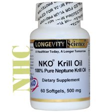Krill Oil, 60 Softgels, Longevity Science