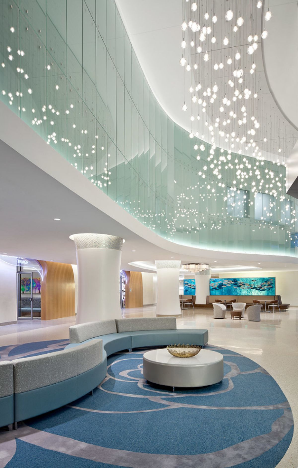 The international interior design association iida named stantec inc as the best of competition winner of the 2016 healthcare interior design