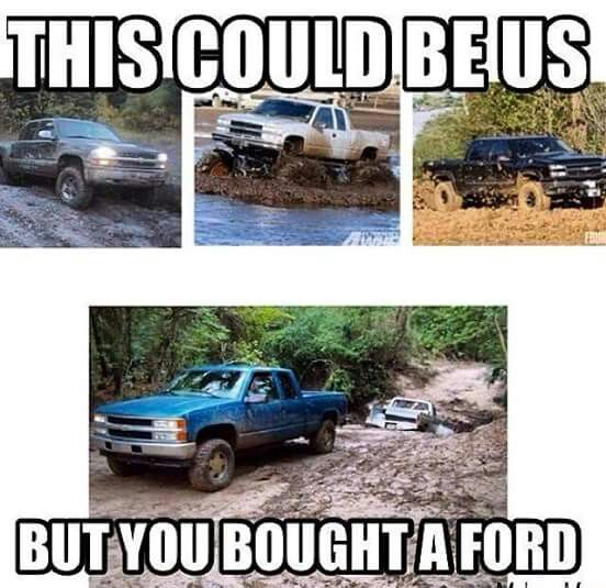 This Could Be Us But You Bought A Ford Ford Jokes Ford Humor