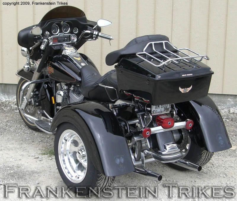 Frankenstein Trikes Frankenstein Trikes Complete Trike Kits For Harley Davidson