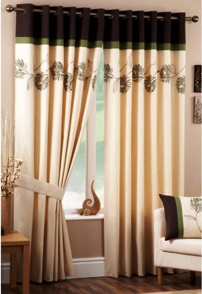 Latest Curtains Designs For Living Room | Latest curtain ...