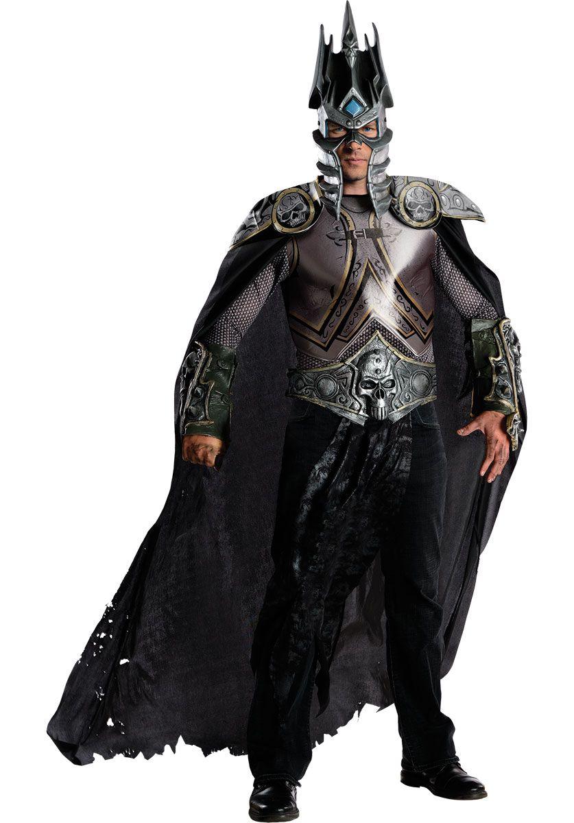 Arthas Costume, World of Warcraft Fancy Dress | Escapade® UK ...