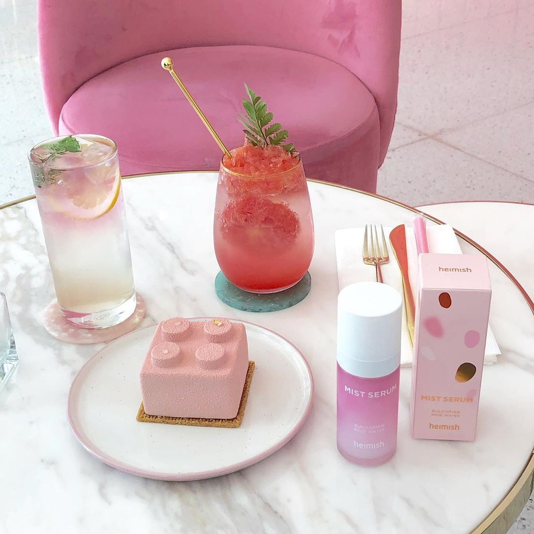 Daiquiri O Clock We Re Toasting It With Our Refreshing Summer Beauty Today In 2020 Rose Fragrance Bulgarian Rose Water Bulgarian Rose