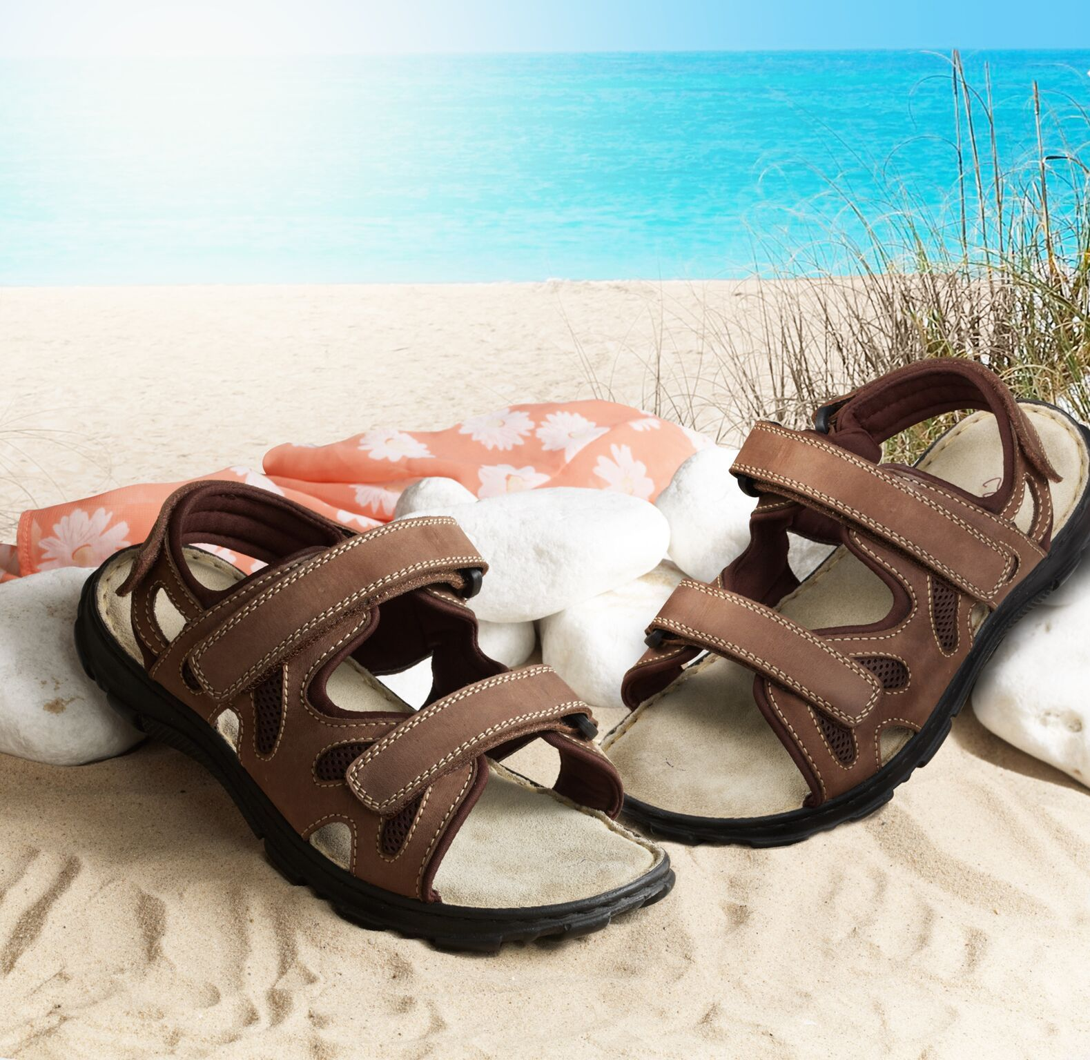 Pin on Men's Extra Wide Sandals