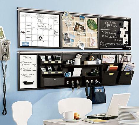 Wall Mounted Desk Organizer By Freddi