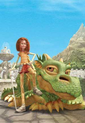 Jane and the Dragon - by Martin Baynton Google