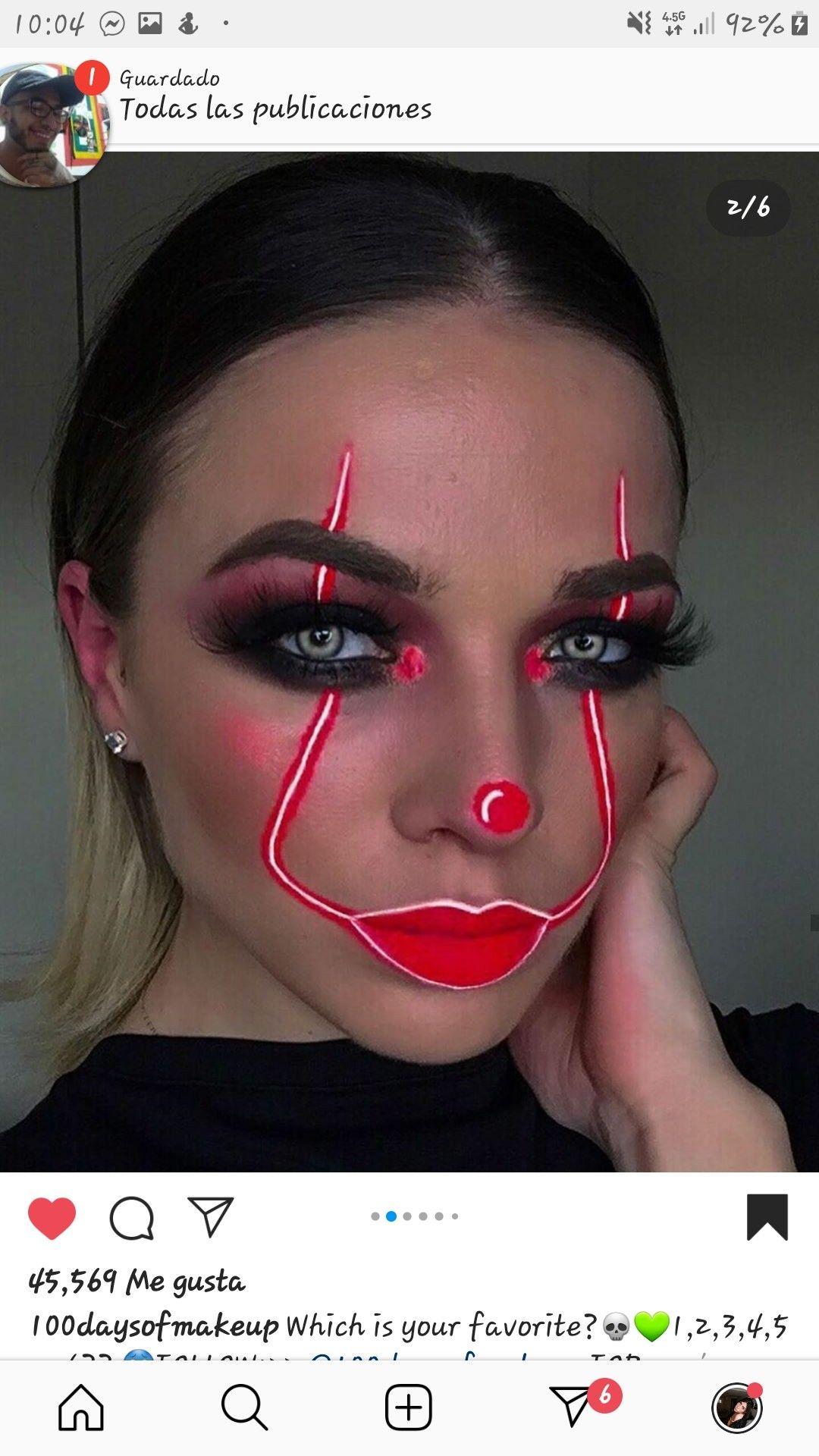 Pin de Daniela Rivera en maquillaje neon en 2020