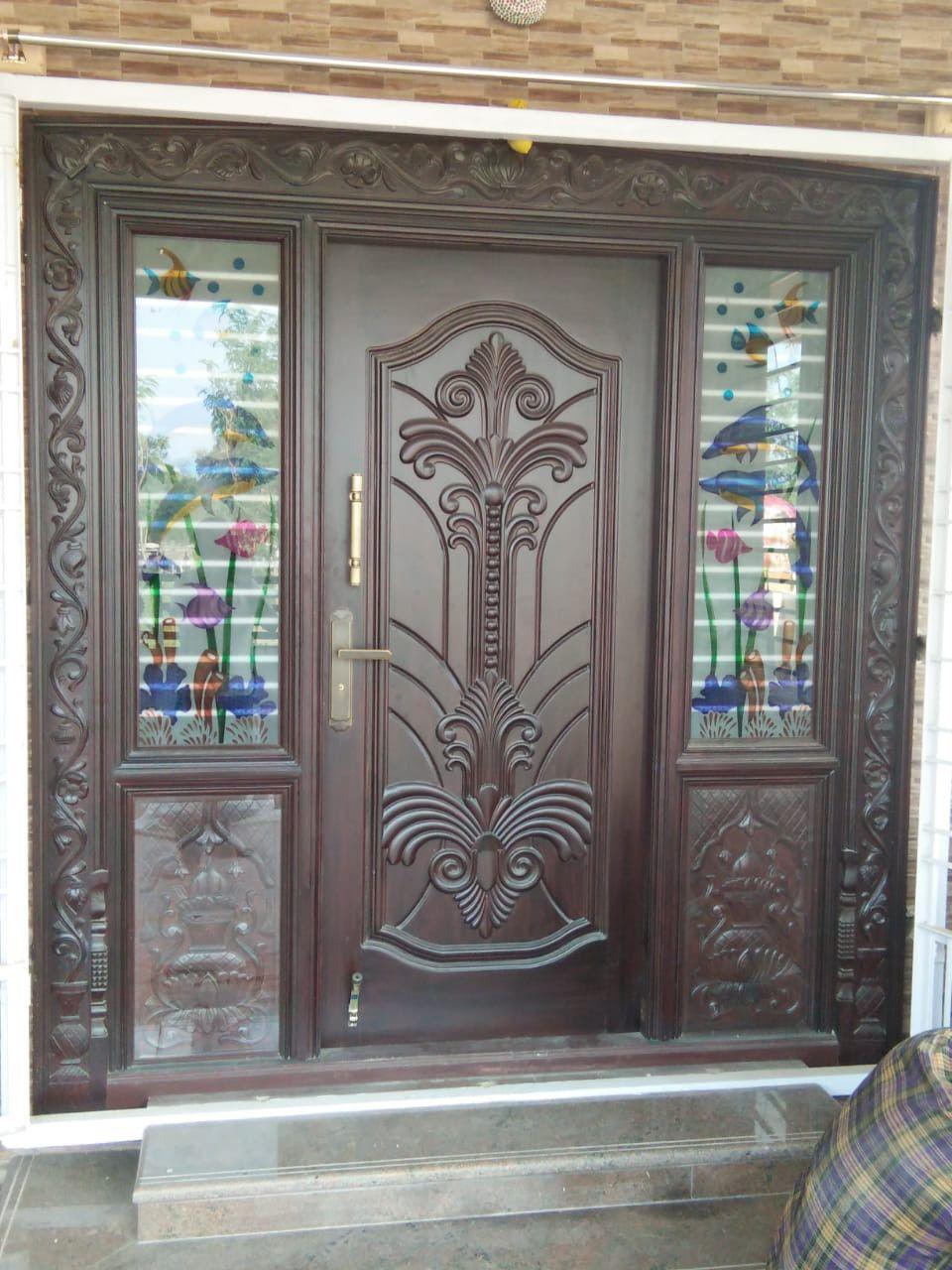 Idea By Seshadri Reddy On Doors Entrance Door Design Wooden