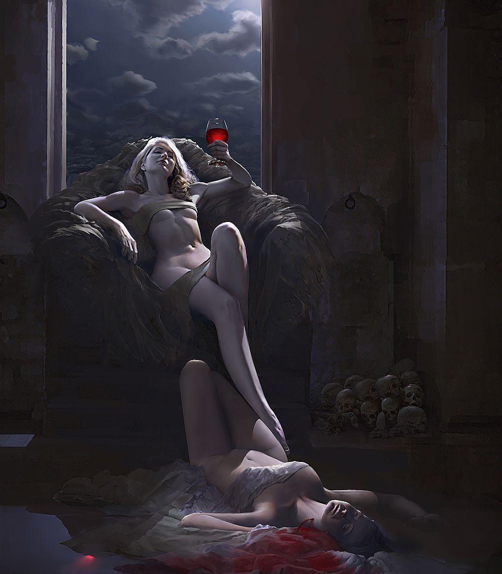 Порно мрачно необычные, голая настя каменская картинки