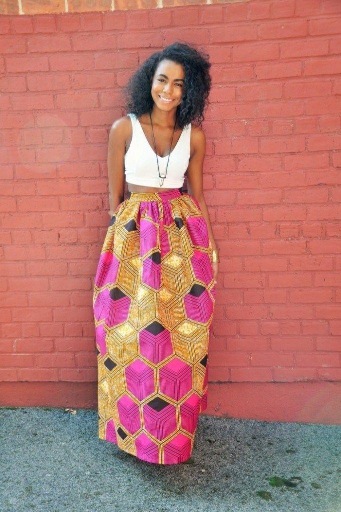 Accorder son maquillage à sa tenue : la méthode complète #afrikanischerstil Accorder son maquillage à sa tenue : la méthode complète #afrikanischerstil