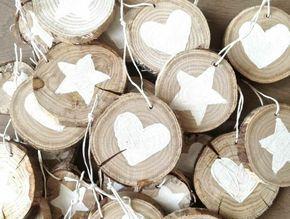 nos diy ides en photos avec une guirlande de nol inspirez vous avec 43 photos de nol - Decoration De Noel Exterieur En Bois