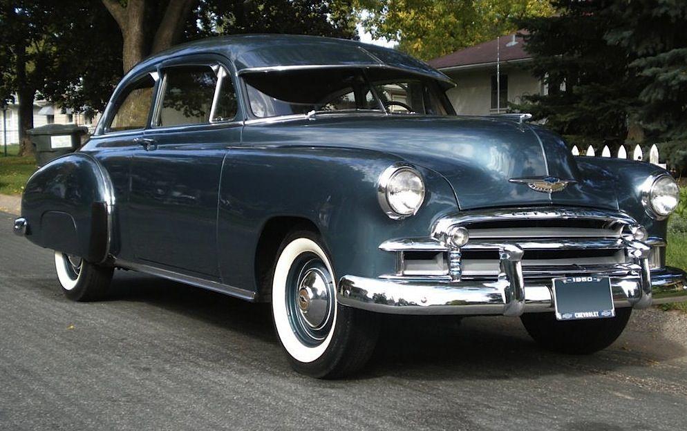 1950 Chevy | GM Cars 1940 - 1959 | Pinterest | Chevrolet, General ...