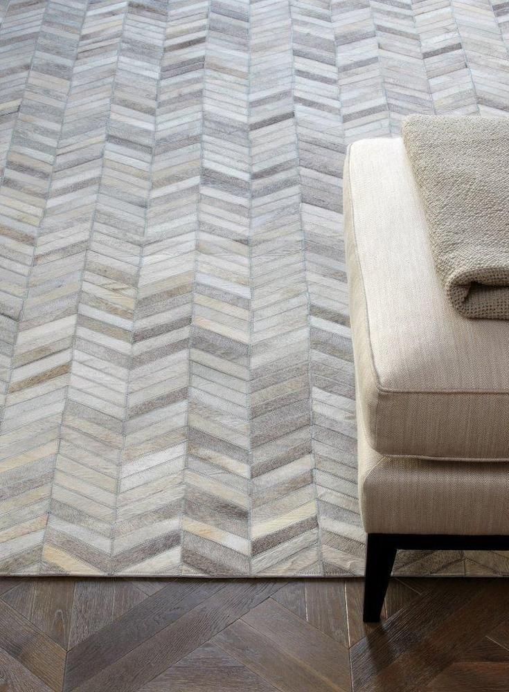 Details zu Teppich Wohnzimmer Carpet modernes Design GAUCHO LEDER - teppich fur wohnzimmer