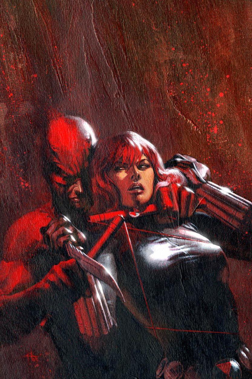 Black Widow vs. Daredevil : whowouldwin