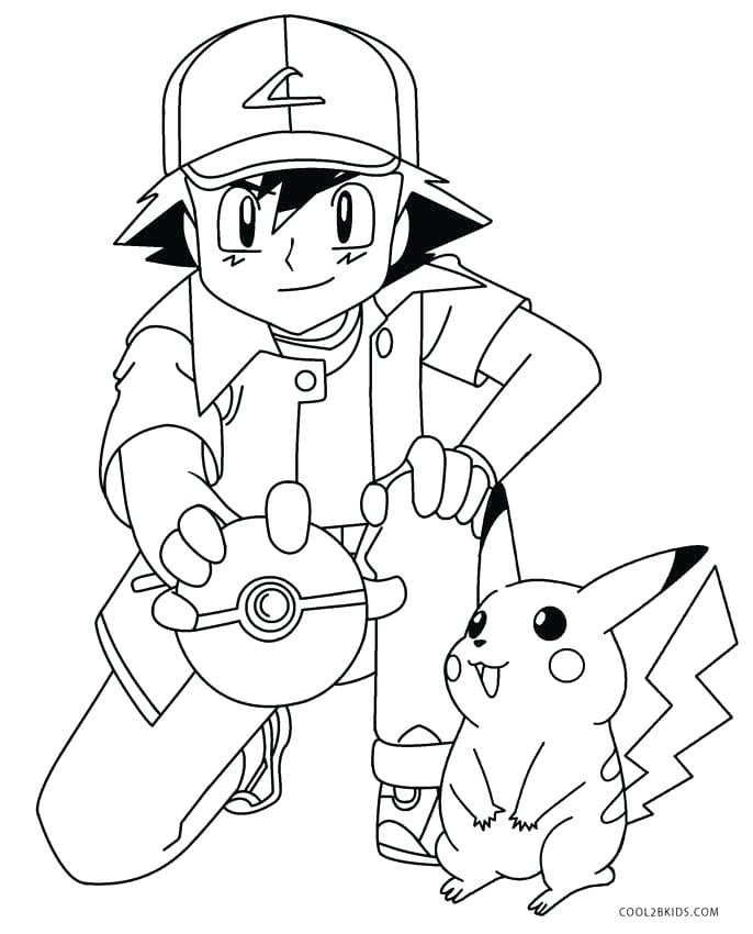 Free Printable Coloring Pages Pokemon Black White Pikachu Coloring Page Pokemon Coloring Pages Pokemon Coloring Sheets