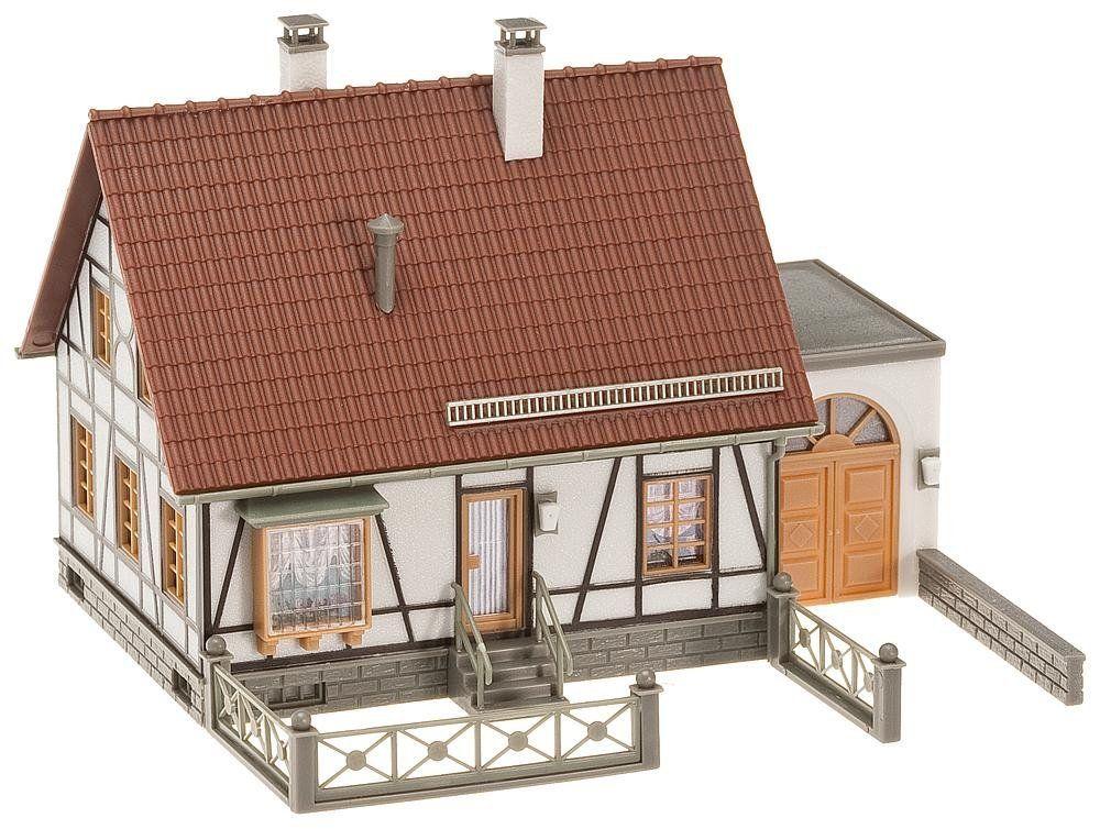 Faller Edificio ferroviario de modelismo ferroviario H0 escala 1:87