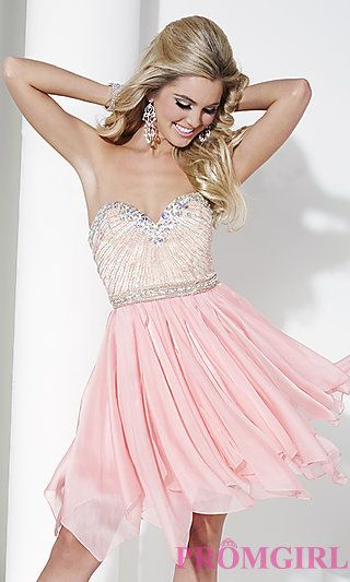 Sherri Hill #homecoming2k14 (With images) | Peach