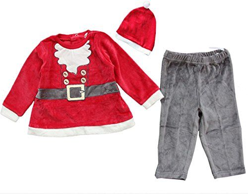 Newborn Infant Baby Boys Christmas Outfits Sets -- Additional