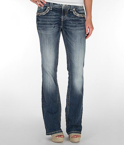 Miss Me Rhinestone Easy Boot Stretch Jean another pair that I am ISO