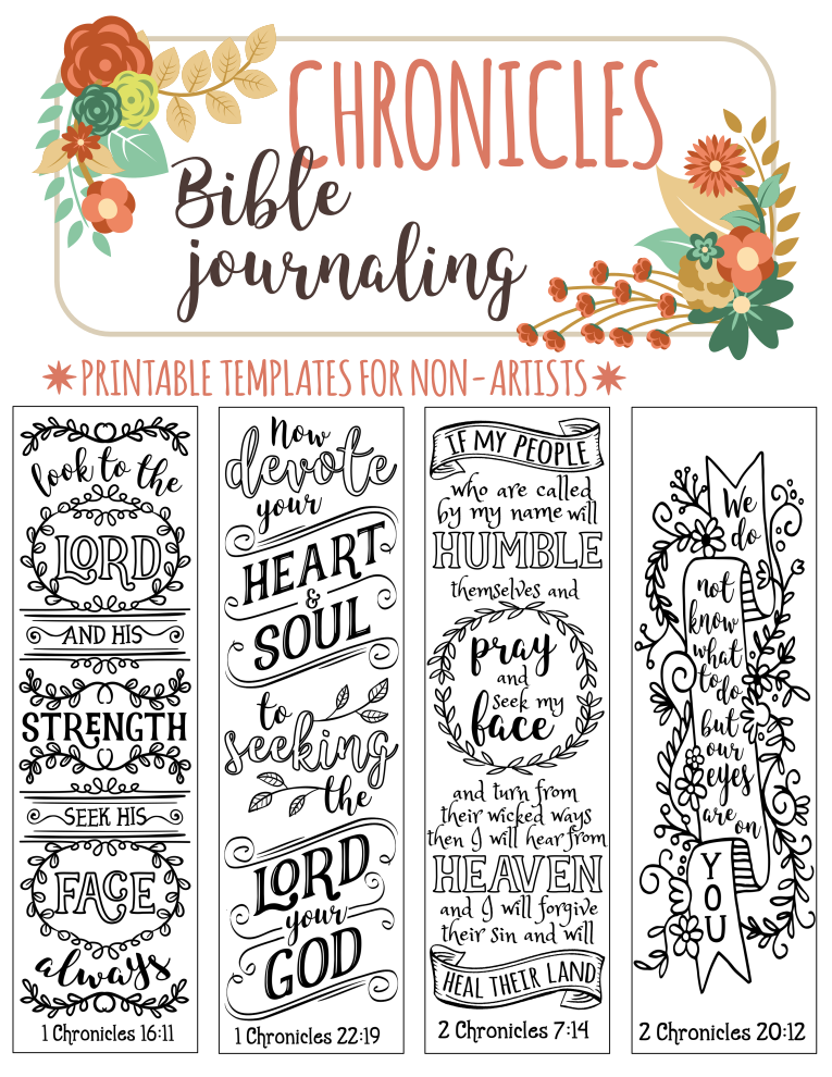 pin on chronicles bible journaling
