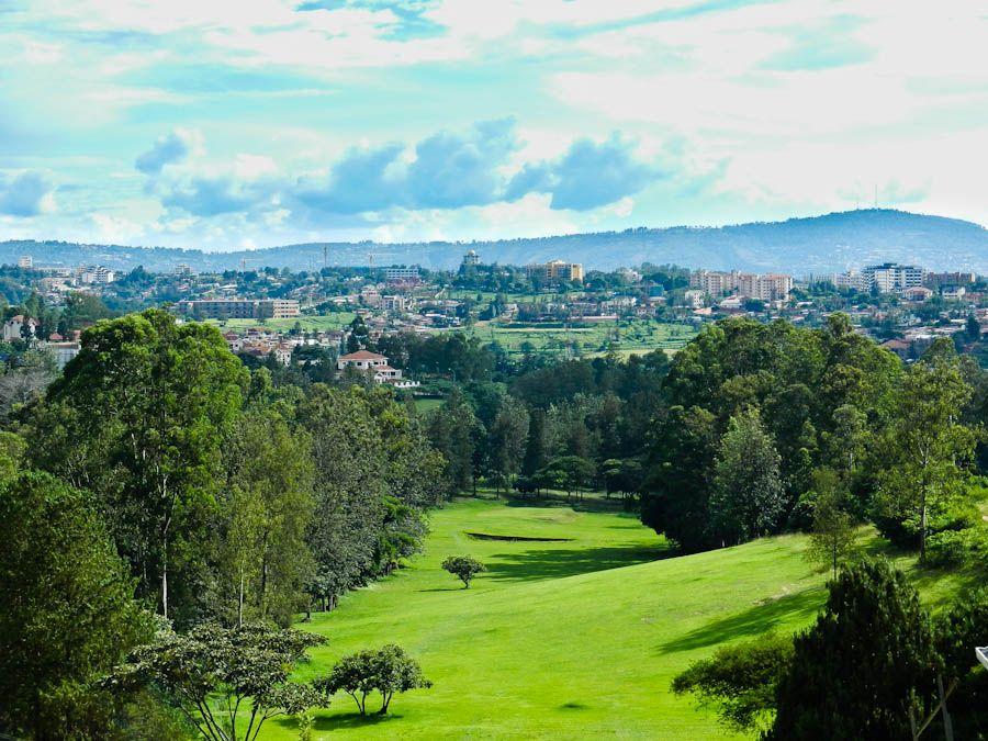 Beautiful Countryside Of Kigali Rwanda Africa Travel Cool
