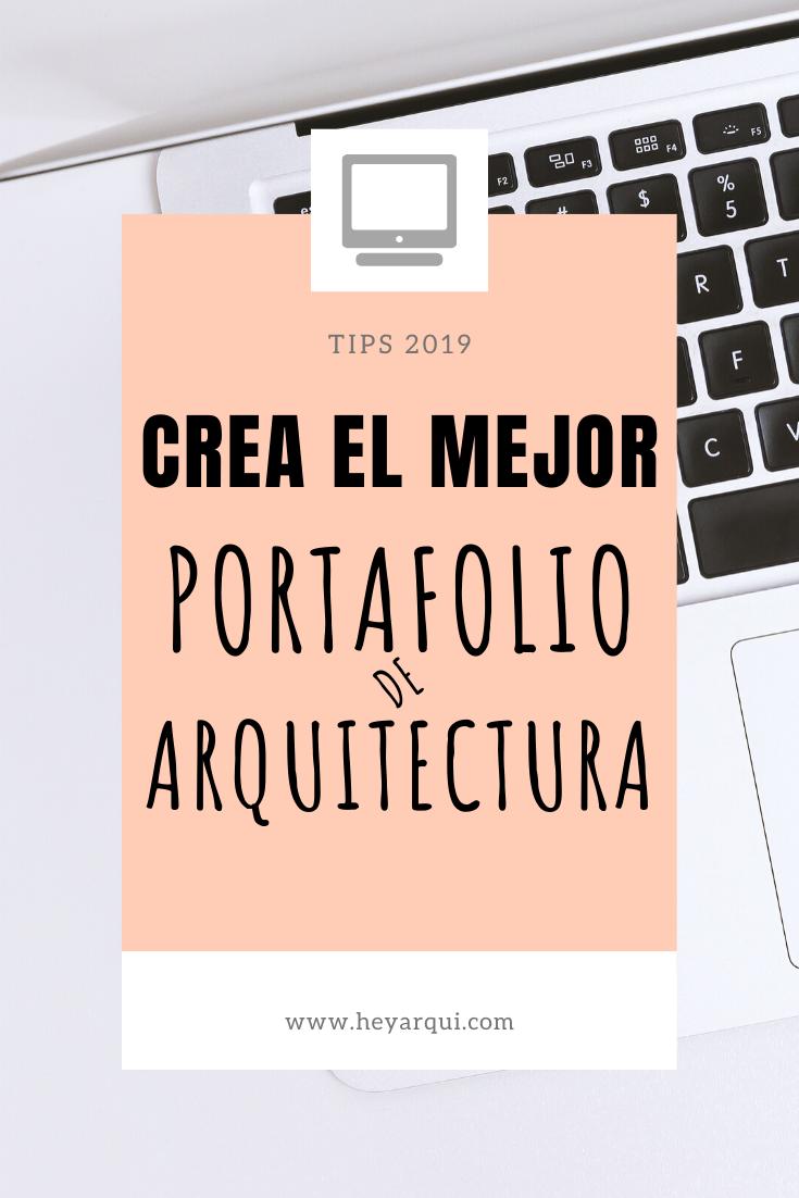 CREA TU PORTAFOLIO DE ARQUITECTURA ▎GUÍA 2020 – profesional