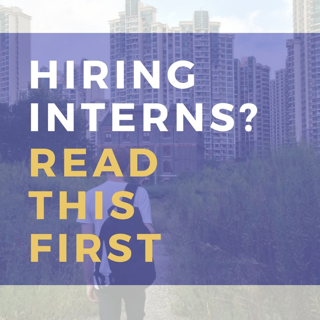 Internships A Recruitment Strategy For Emerging Top Talent