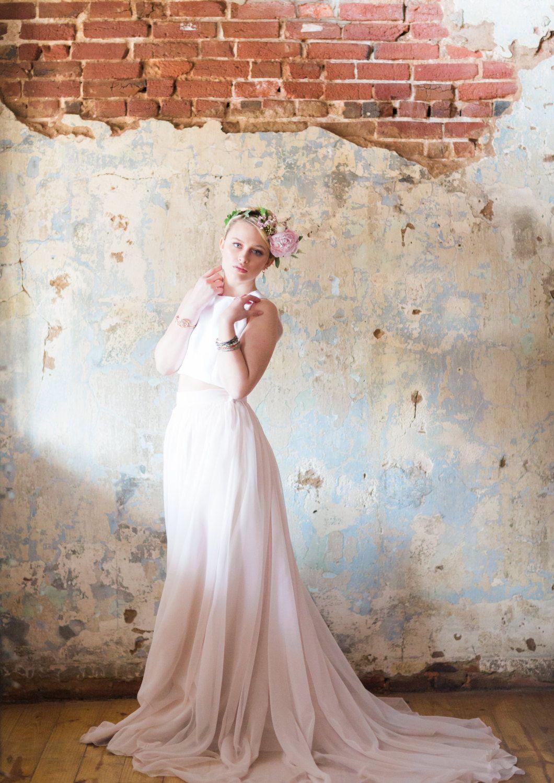 Rosa und erröten Hochzeitskleider | Hochzeits ideen | Pinterest