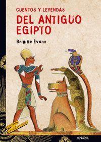 Contos e lendas da misteriosa civilización do Antigo Exipto.