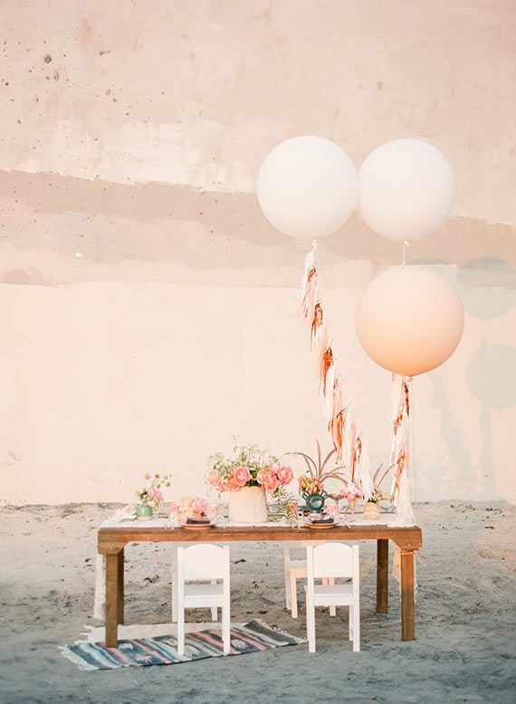 Twin Birthday Shoot In San Diego By Amorology Events