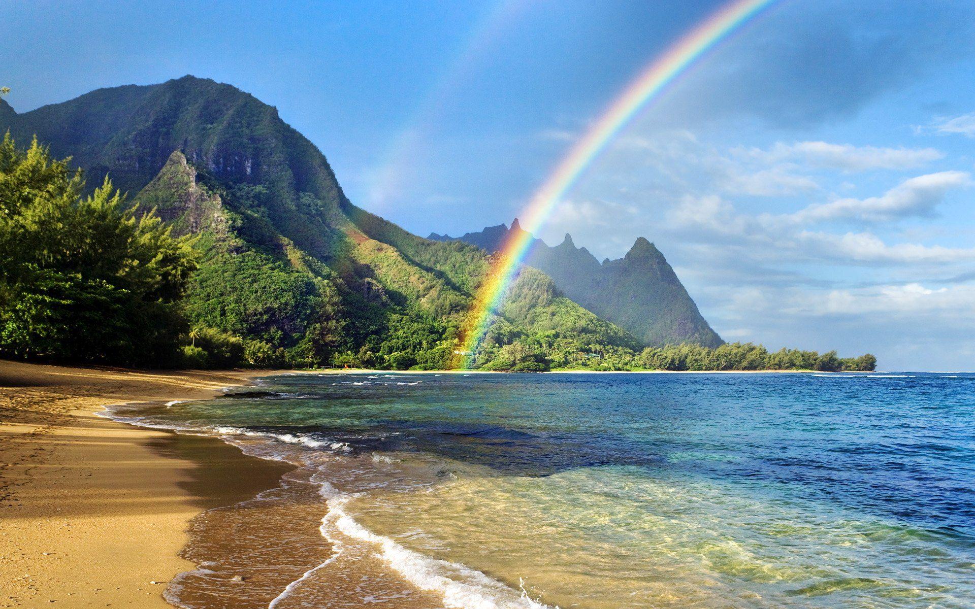 Hd wallpaper rainbow - Hd Wallpapers 1080p 1080p Hd Wallpapers On Sea And Rainbow Hd Wallpaper 1080p 1080