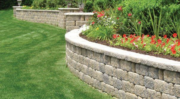 Keystone Retaining Walls Landscaping Retaining Walls Backyard Retaining Walls Keystone Retaining Wall