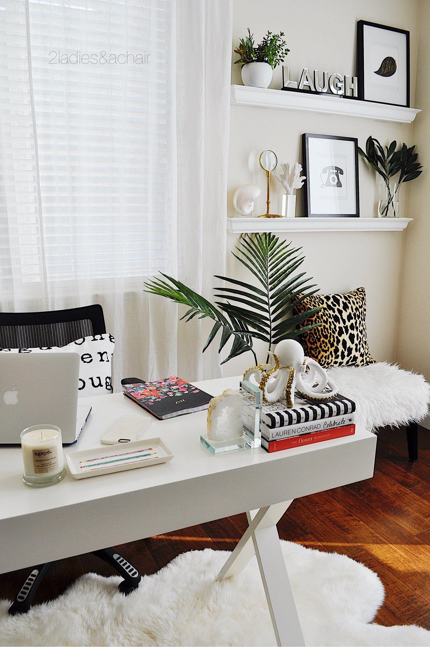 15 Gorgeous Home Office Organization and Decor Ideas | h o m e ...