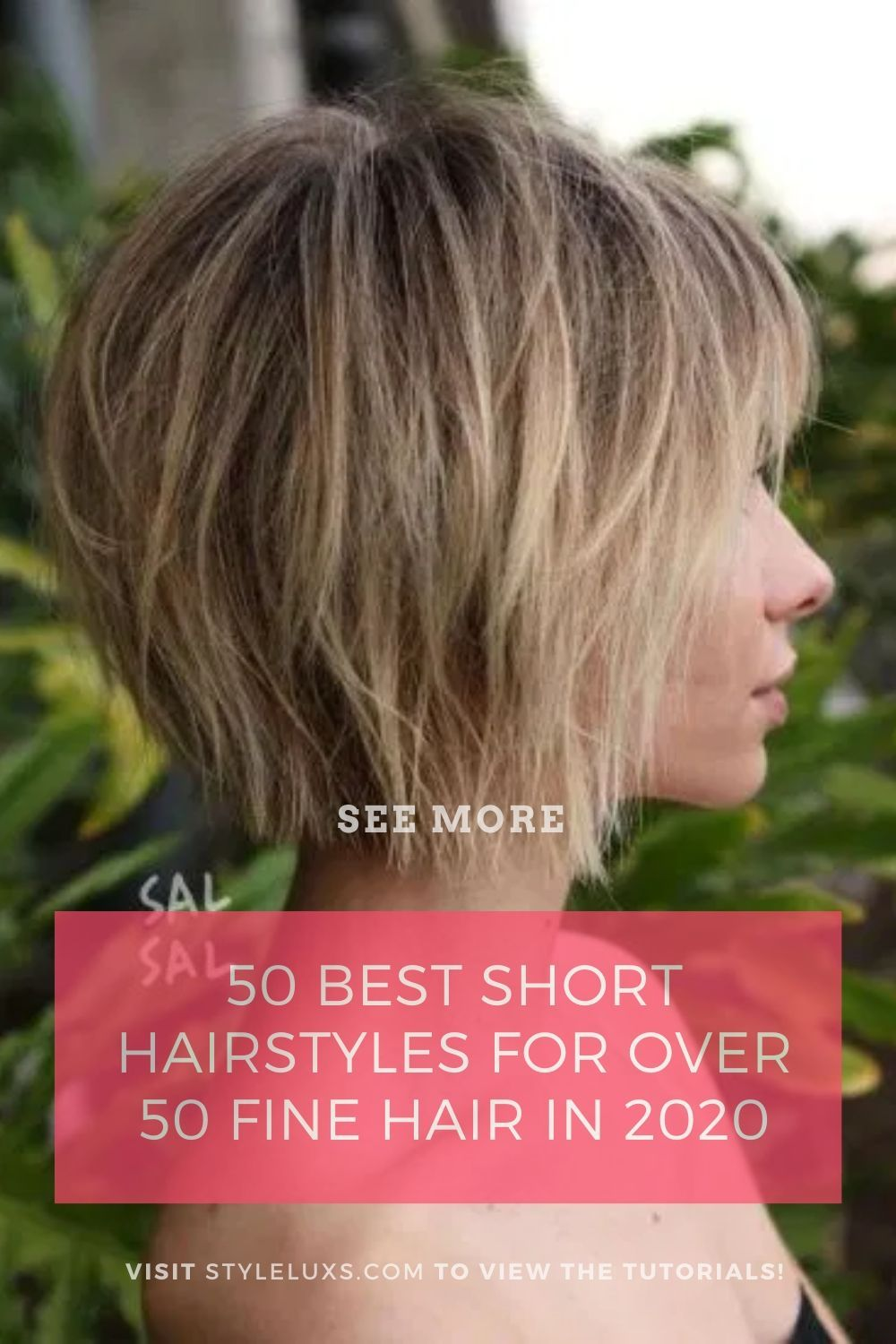 50 Best Short Hairstyles For Over 50 Fine Hair In 2020 In 2020 Short Hair Styles Hair Styles Hairstyles Over 50