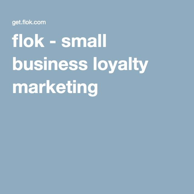 Flok small business loyalty marketing punch card app business flok small business loyalty marketing punch card app colourmoves