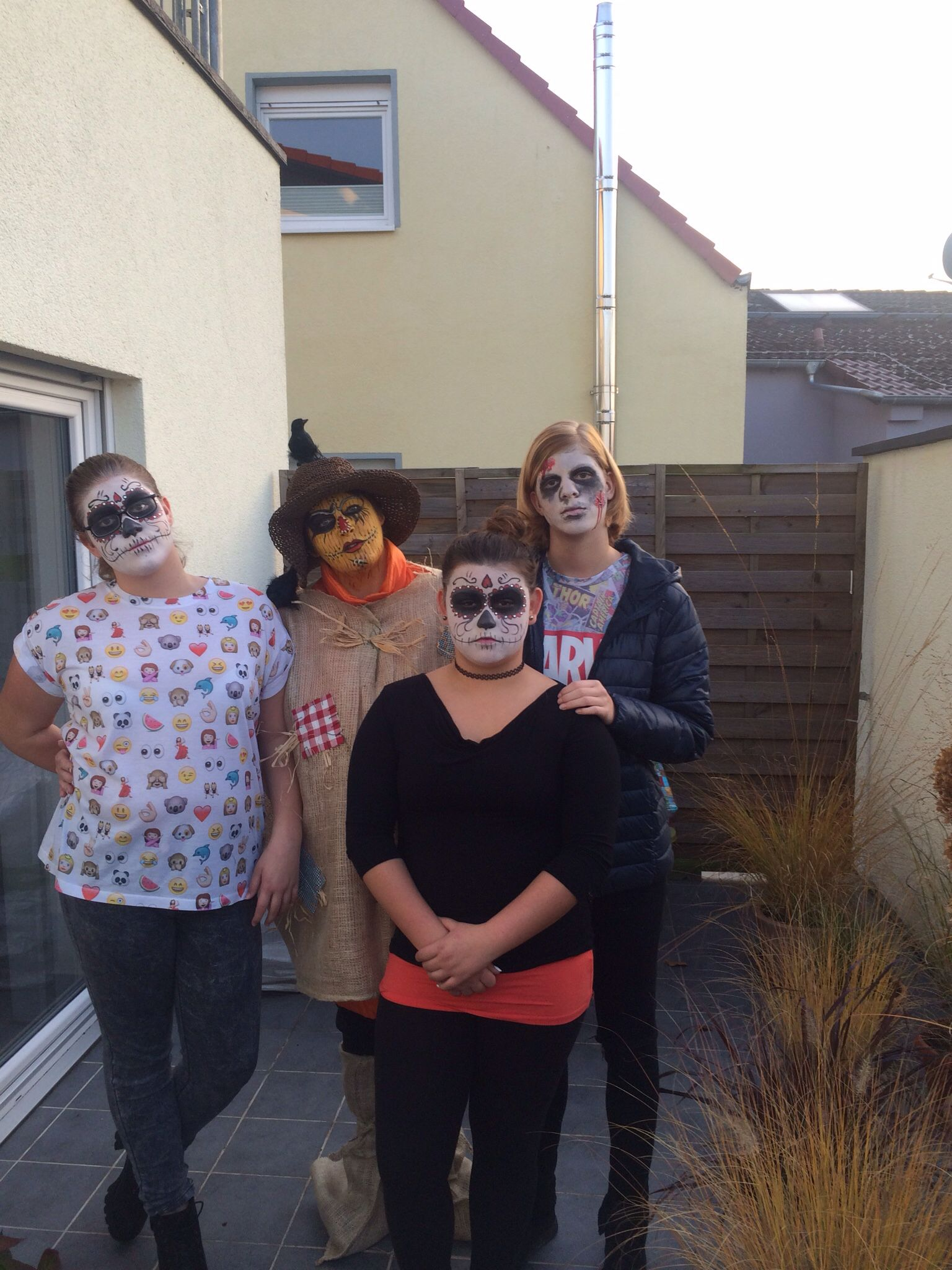 Halloween 2015 in Germany