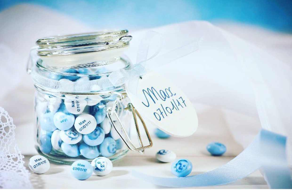 pinterest mason jar bridal shower favors%0A The best way to welcome your little wonder is to celebrate with My M u    M u    S