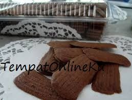 Kue Lidah Kucing Coklat Choco Chip Kue Resep Resep Makanan