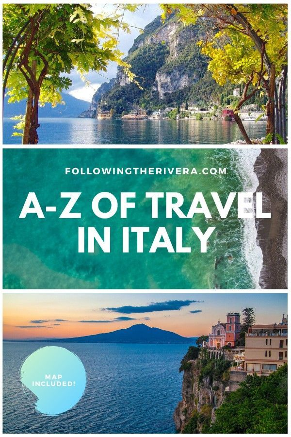 If a trip to #italy has been at the top of your #travel list for forever, this useful A-Z #travelguide will help you plan the perfect #vacation to the land of #art #architecture incredible landscapes and delicious #food #italia #sicilia #italytravel #travelItaly #sicilytravel #traveltips #traveldestinations #travelideas #smalltownitaly #travelersnotebook #traveladvice #traveladviceandtips #traveltipsforeveryone #traveladdict #travelawesome #travelholic #europetravel #europetraveltips