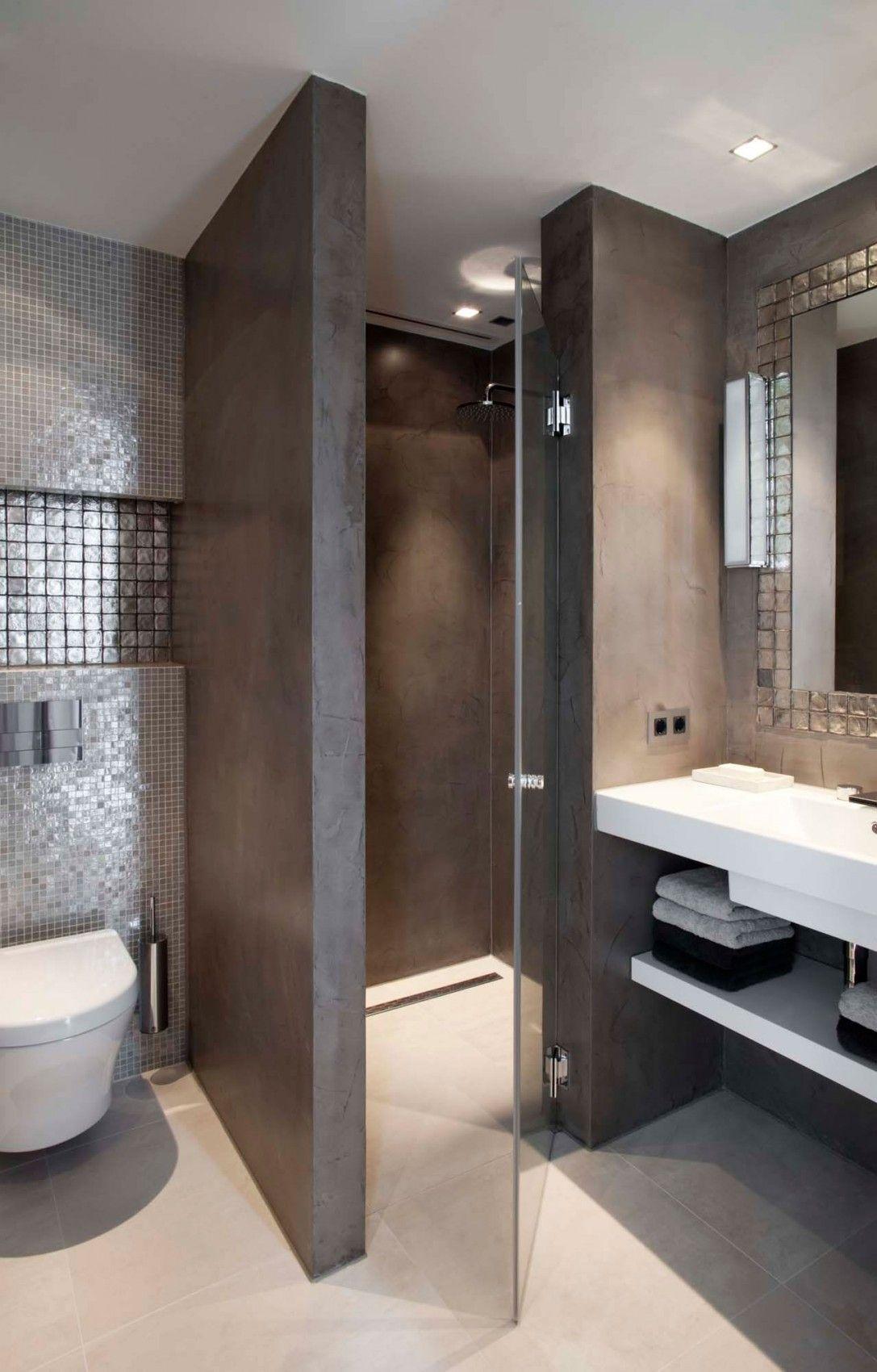 30 Small Modern Bathroom Ideas: Essentials Interieur & Roy De Scheemaker Work Together To