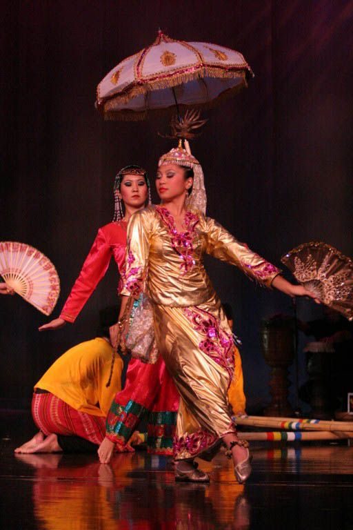 Singkil Dance Singkil Dance Philippine Dances