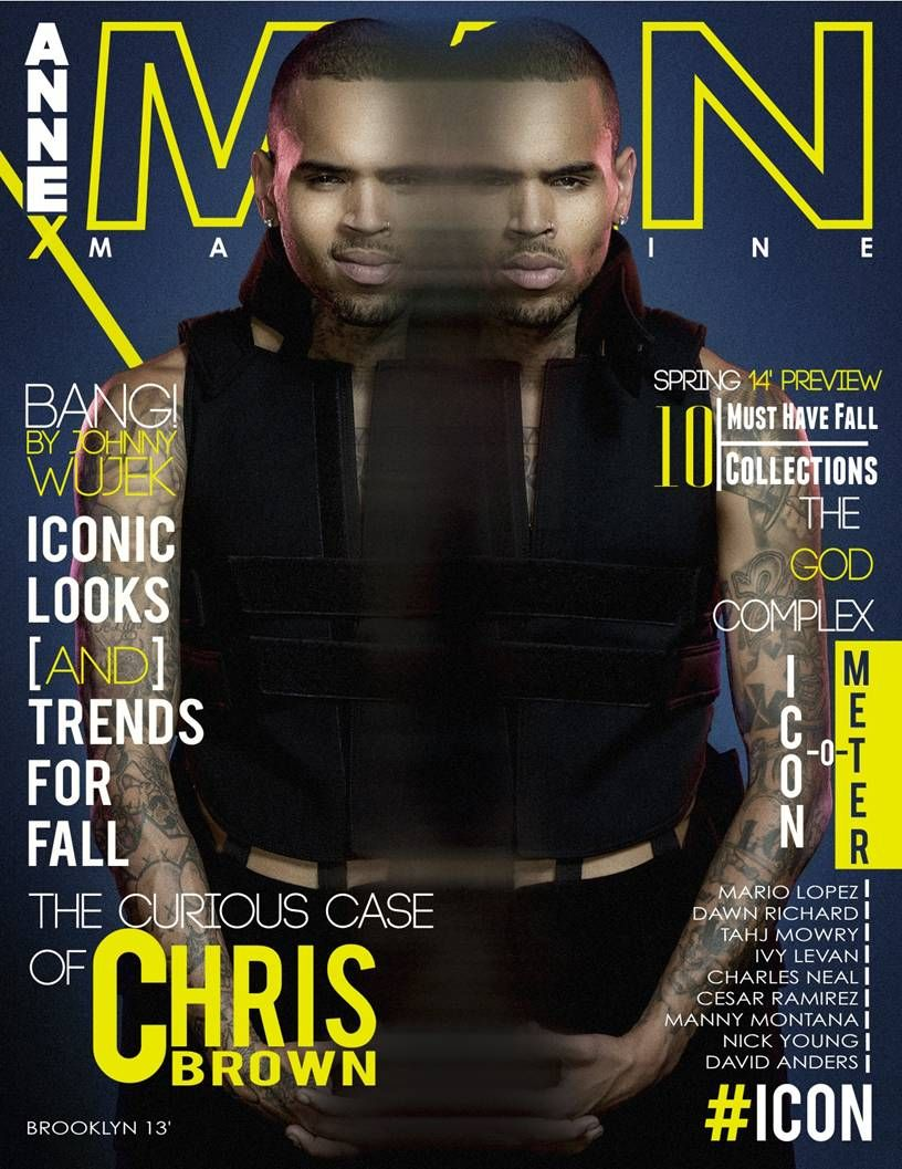 Chris Brown - Annex Man