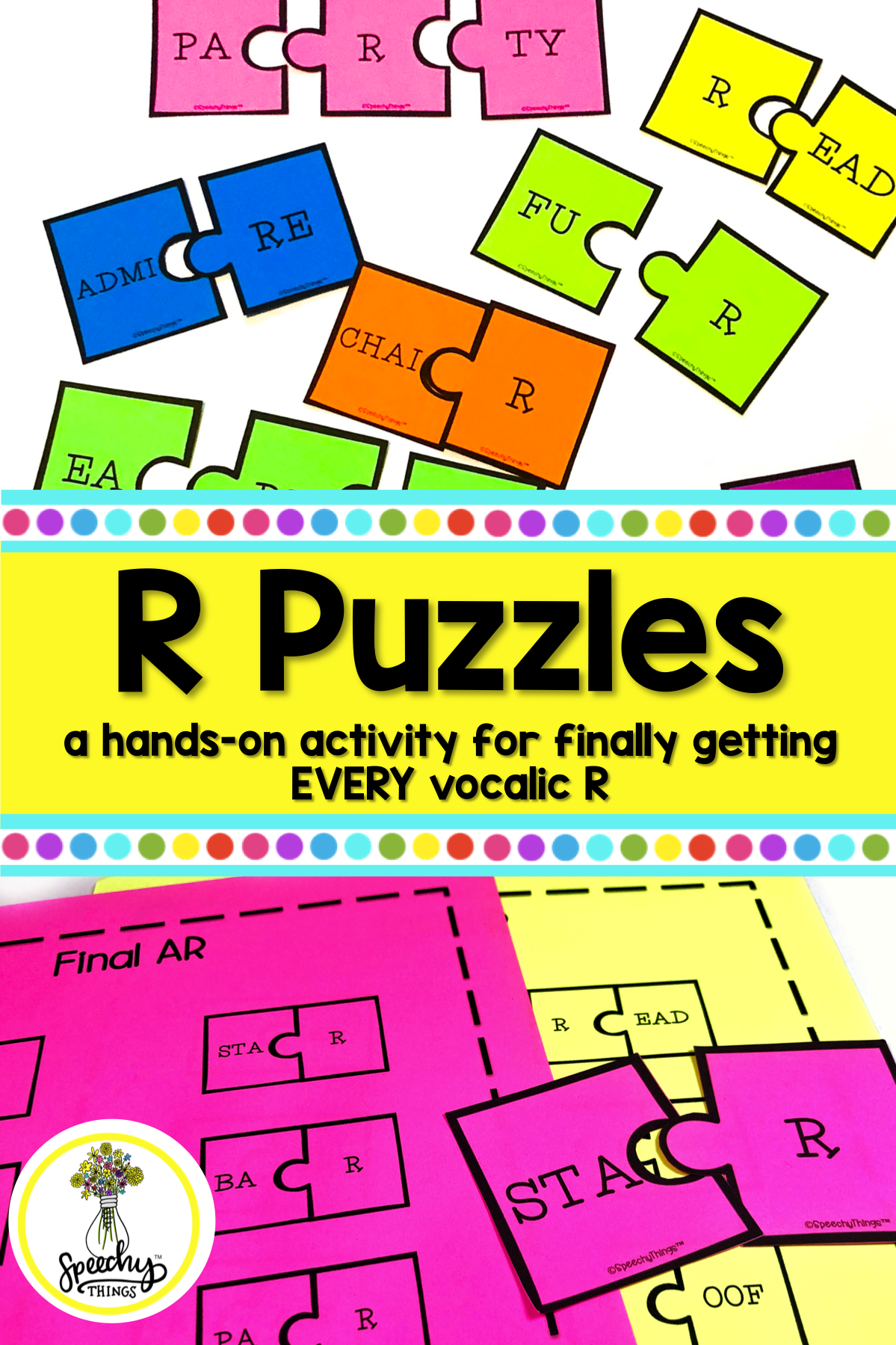 R Puzzles In With Images