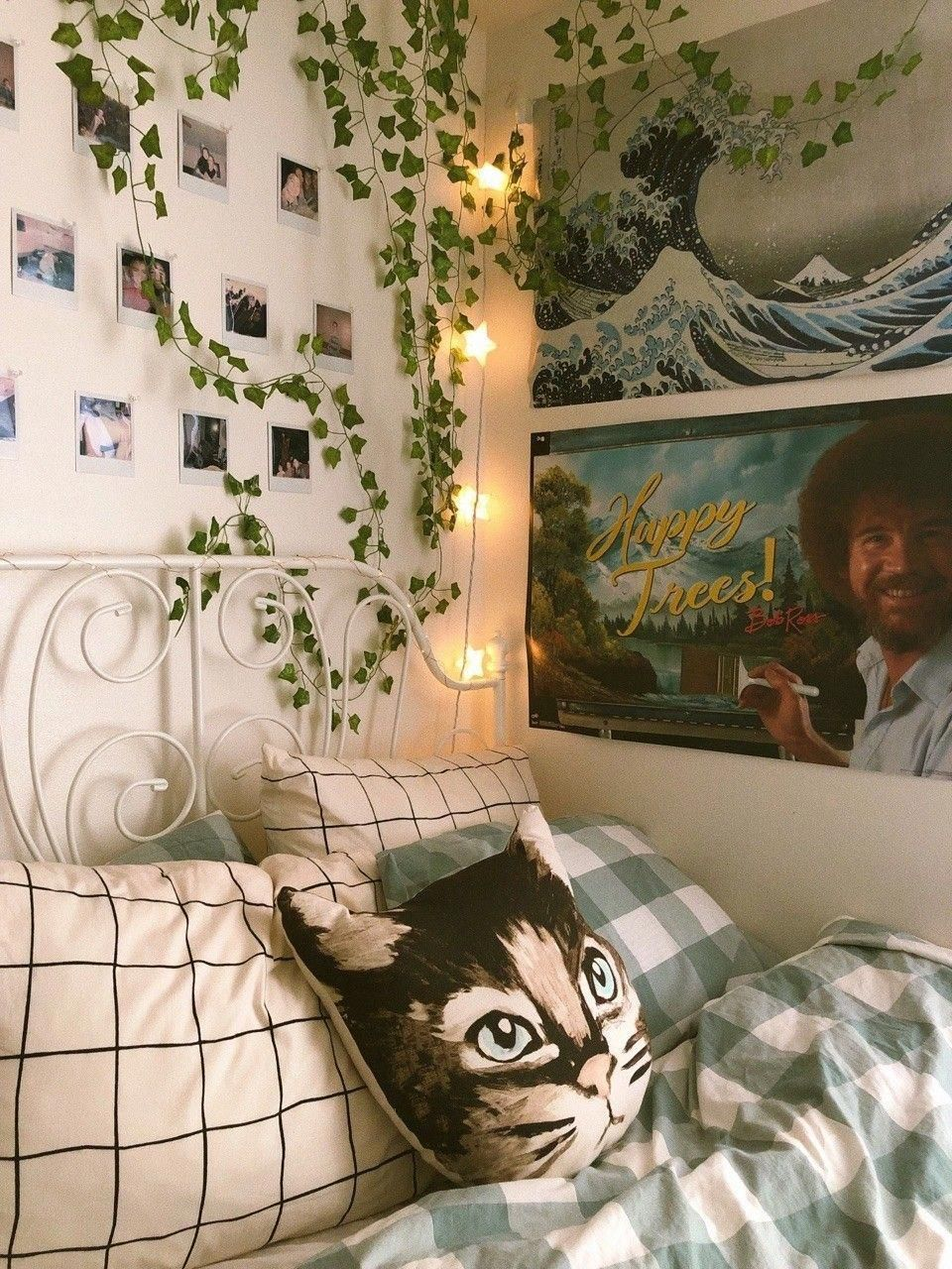 Deco Chambre Vintage Deco Chambre Indie Room Grunge Room Aesthetic Bedroom Vintage bedroom ideas pinterest