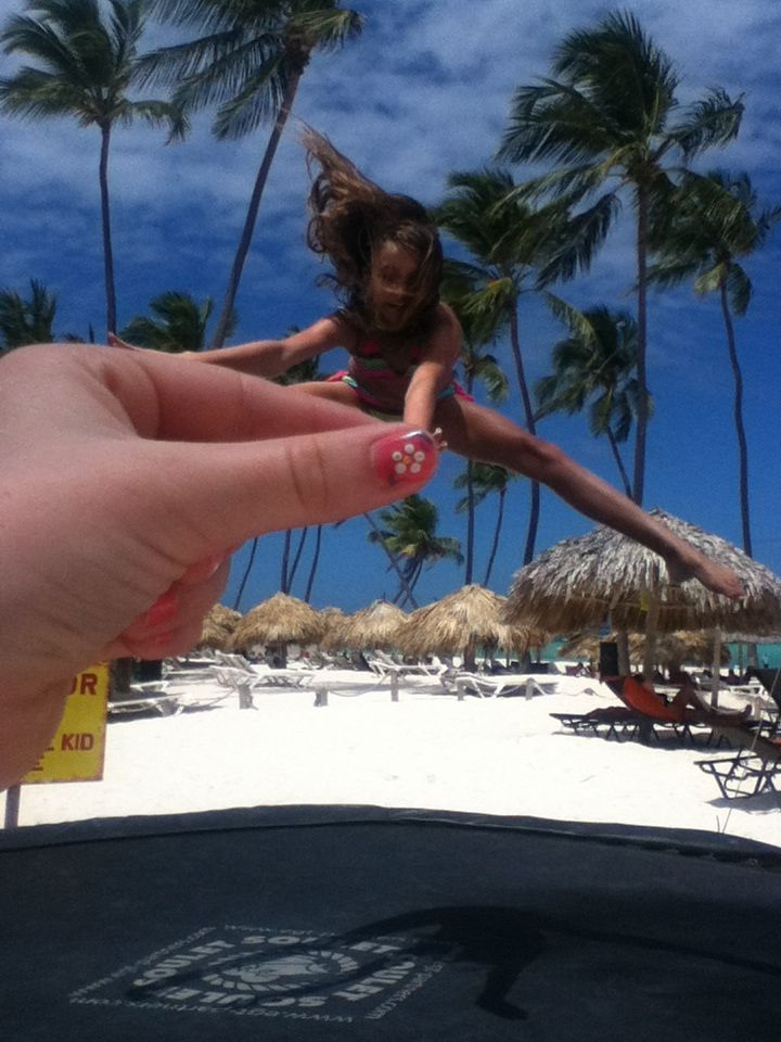 Another cool pic... In Dominican Republic