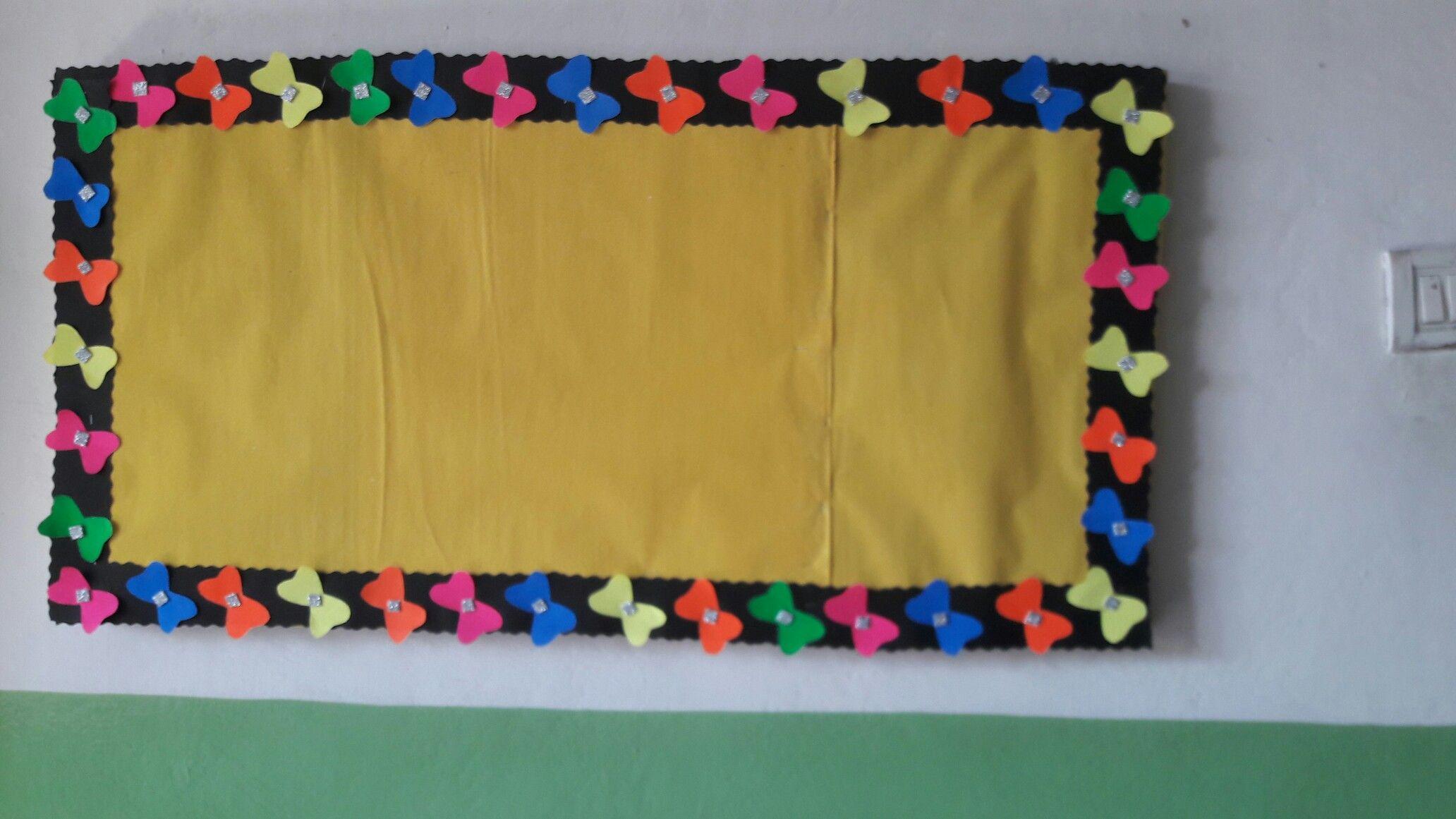 Pin By Jahnavi On Alphabet School Board Decoration Soft