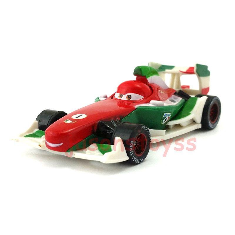 4 6 Mattel Disney Pixar Cars 2 Francesco Bernoulli Toy