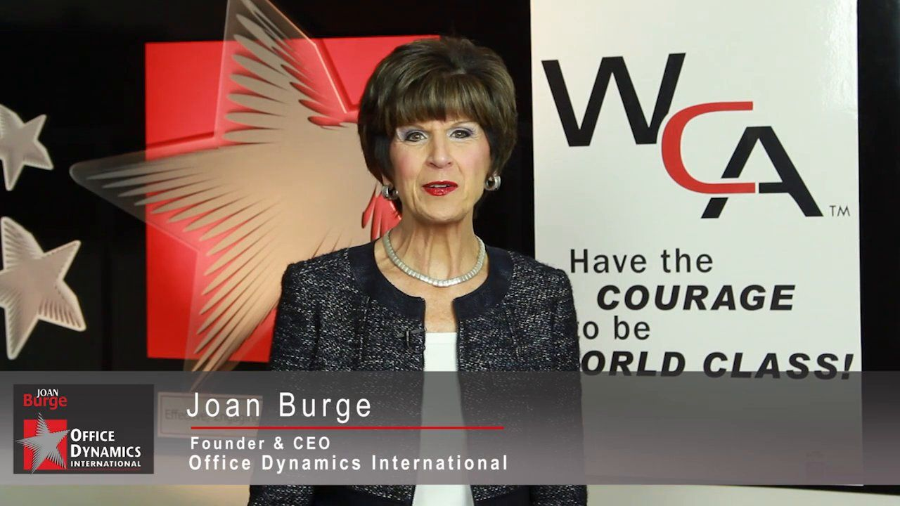 World Class Assistant™ Certification Course For Executive And ...