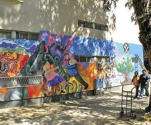 Arte Urbano (graffiti Tlaltelolco)